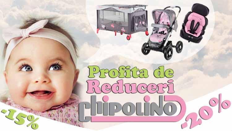 Promotii Chipolino
