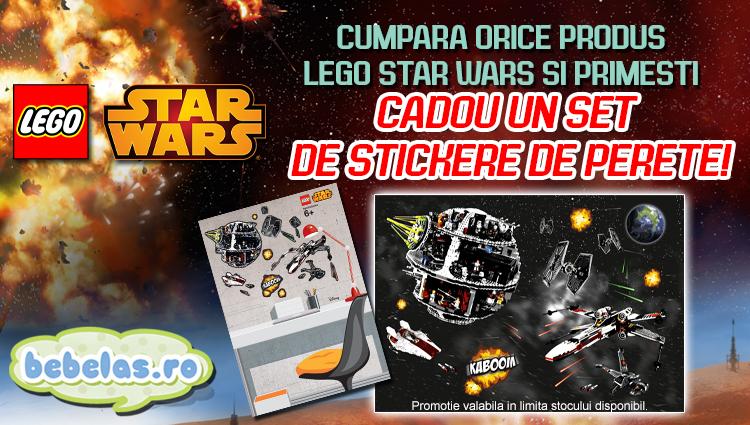 Promotii Lego Star Wars