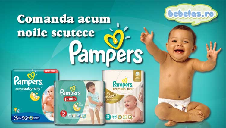 Produse Pampers