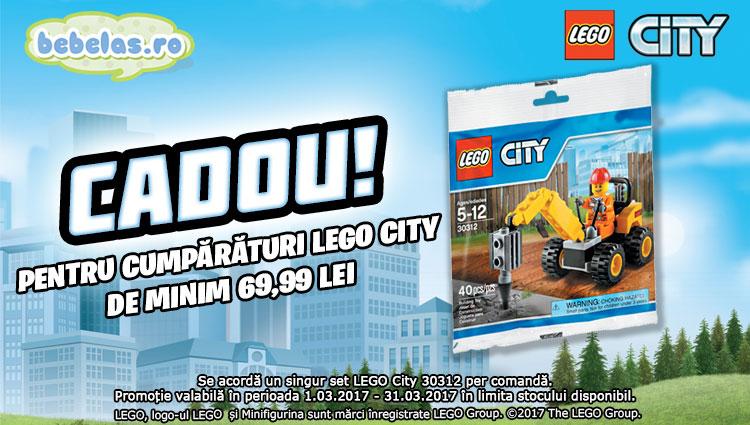Promotie Lego City