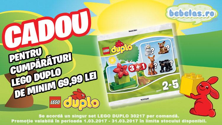 Promotie Lego Duplo