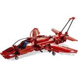 LEGO Technic - Avion cu Reactie 2 in 1