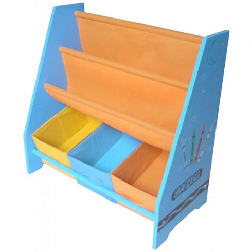Organizator Style Crayon blue