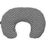 Perna de alaptat Womar Comfort Exclusive 140 cm alb negru