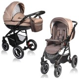Carucior Vessanti Crooner 2 in 1 beige