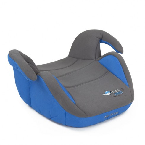 Inaltator auto MyKids Junior Travel albastru