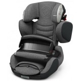 Scaun auto Kiddy Guardianfix 3 cu Isofix grey melange icy grey
