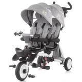 Tricicleta gemeni Chipolino 2Fun grey {WWWWWproduct_manufacturerWWWWW}ZZZZZ]