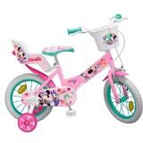 Bicicleta Toimsa Minnie Mouse 14