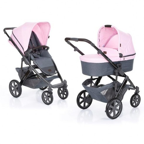 Carucior ABC Design Salsa 4 2 in 1 rose