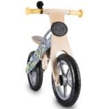 Bicicleta fara pedale Lionelo Casper grey