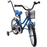 Bicicleta Sun Baby Star BMX 16 albastru