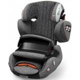 Scaun auto Kiddy Guardianfix 3 cu sistem Isofix retro charcoal