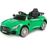 Masinuta electrica Toyz Mercedes AMG GTR 2x6V green