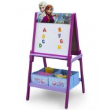 Tabla magnetica Delta Children Frozen multifunctionala