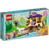 LEGO Disney Rulota de calatorii a lui Rapunzel 41157