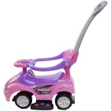 Masinuta Sun Baby Mega Car Delux roz
