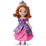 Papusa plus Disney Sofia Shimmering Dress