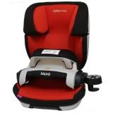 Scaun auto Coto Baby Salvo Isofix red