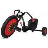 Tricicleta Hauck Typhoon black