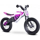 Bicicleta fara pedale Toyz Enduro purple