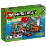 LEGO Minecraft Insula Ciupercilor