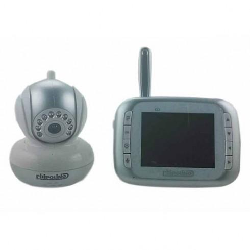 Video monitor Chipolino Visio silver