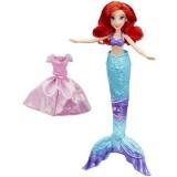 Papusa Hasbro Printesa Ariel Surprise Splash