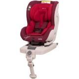 Scaun auto Coto Baby Aurora cu sistem Isofix rosu