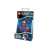 Breloc cu lanterna LEGO Superman (LGL-KE39) {WWWWWproduct_manufacturerWWWWW}ZZZZZ]