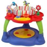 Centru de joaca Baby Mix Rainbow cu activitati multiple