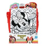 Gentuta Cife Color me mine messenger bag Minnie Mouse