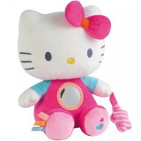 Jucarie de plus Fun House Hello Kitty Bow