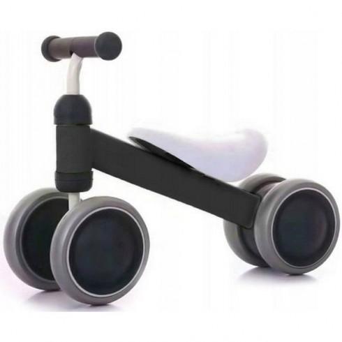 Tricicleta fara pedale Ecotoys JM-118 negru {WWWWWproduct_manufacturerWWWWW}ZZZZZ]