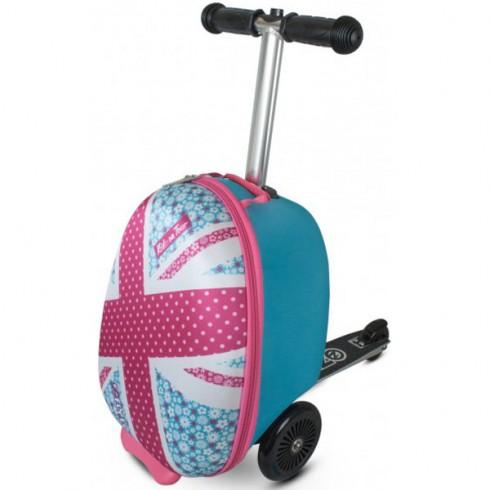 Trotineta cu rucsac Zinc Flyte scooter & case 2 in 1 Daisy