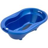 Cadita Rotho Baby Design Top cu covoras antiderapant royal blue