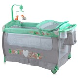 Patut Bertoni - Lorelli Sleep'n Dream green & grey snail