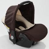 Scaun auto Baby Merc Junior brown beige