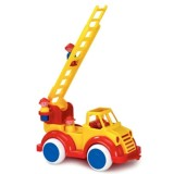 Masina pompieri VikingToys Super cu 2 figurine