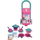 Carucior Ucar Toys Princess Maya and Friends cu accesorii bucatarie
