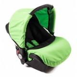 Scaun auto Baby Merc Junior green black