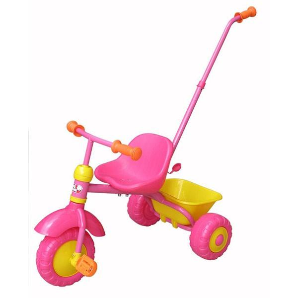 Tricicleta Primii Pasi rose