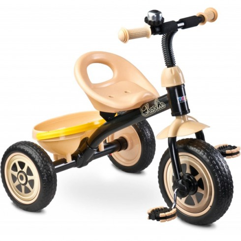Tricicleta Toyz Charlie beige