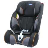 Scaun auto Klippan Triofix Comfort cu baza Isofix black orange