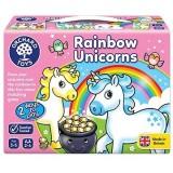 Joc Orchard Toys Unicornii Curcubeu Rainbow Unicorns