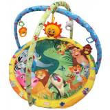 Salteluta de joaca Baby Mix Animals