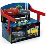 Bancuta Delta Children Cars Team 2 in 1