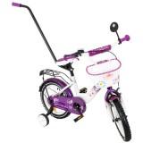 Bicicleta MyKids Toma Princess 12 violet