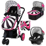 Carucior Cosatto Giggle 3 in 1 go lightly 2