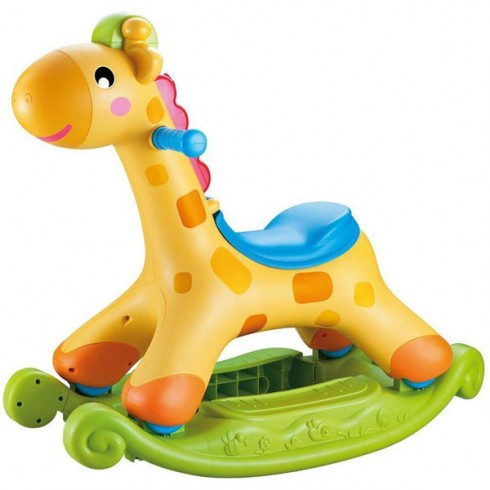 Girafa balansoar Sun Baby interactiva